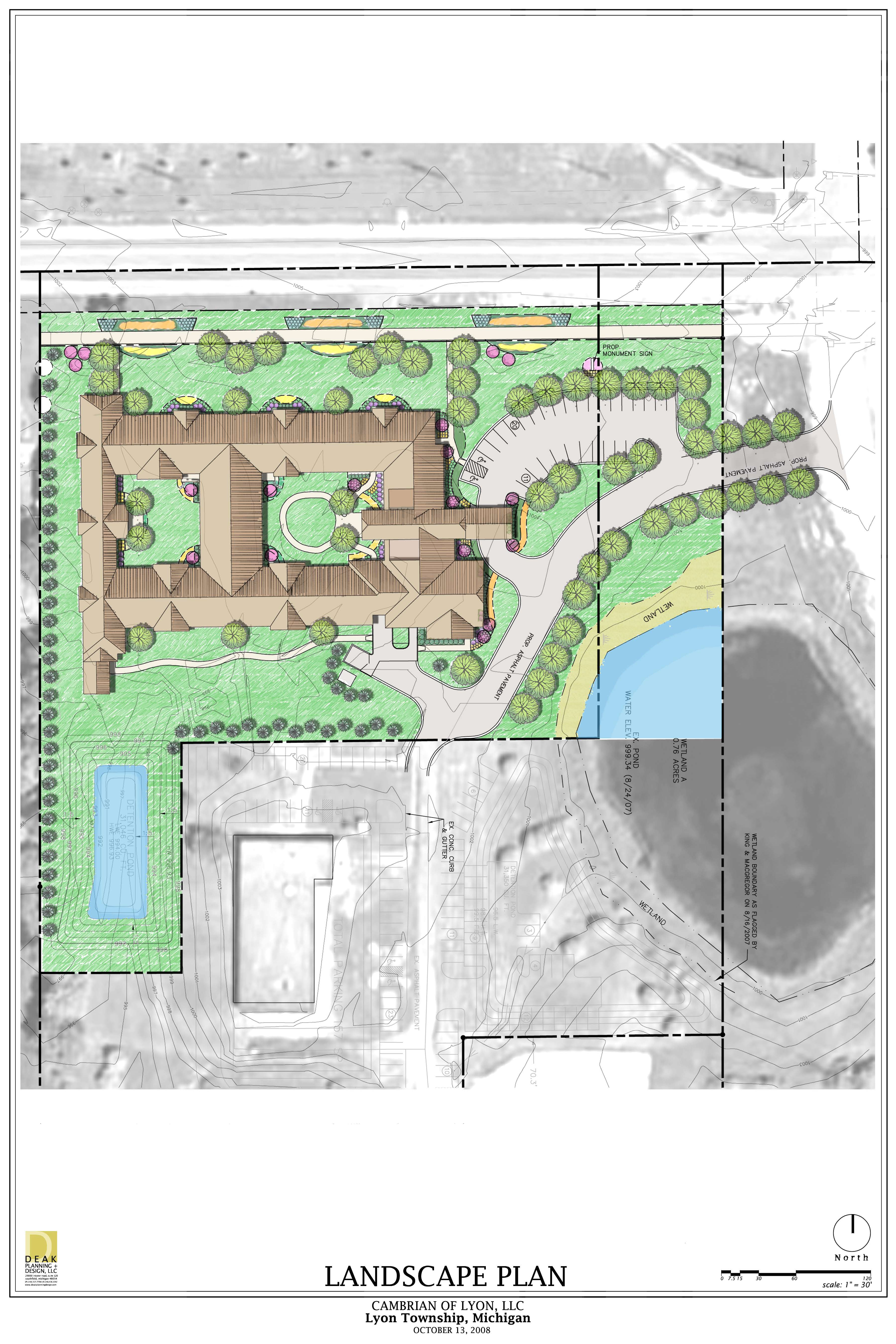 Fast design free landscaping designs jewels dunn for Free site plan
